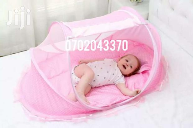 Archive: Pinky Baby Portable Net Crib