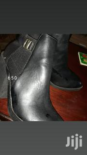 Shoes Boots Size 41,7 And Wedge Size 39 | Shoes for sale in Nairobi, Maringo/Hamza