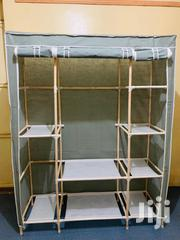 Durable Wooden Frame Portable Wardrobes | Furniture for sale in Nairobi, Harambee