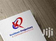 Professional Logo Design | Computer & IT Services for sale in Nairobi, Nairobi Central