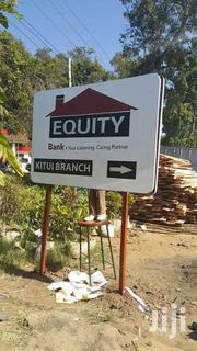 Reflective Road Signs | Other Services for sale in Machakos, Machakos Central