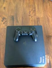 Sony Playstation 4 Slim Jet Black Console   Video Game Consoles for sale in Nairobi, Nairobi Central