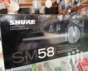 Shure Wired Microphone SM-58 | Audio & Music Equipment for sale in Makueni, Kikumbulyu South