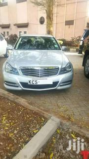 New Mercedes-Benz C200 2011 Silver | Cars for sale in Nairobi, Kilimani