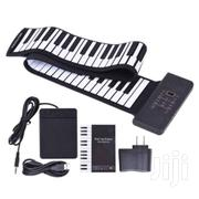 61 Keys Electronic MIDI Piano Hand Roll Soft Silicone Waterproof | Musical Instruments for sale in Nairobi, Nairobi Central