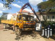 Crane Truck For Hire For Short Term And Long Term Basis. | Building & Trades Services for sale in Machakos, Athi River