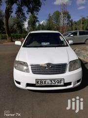 Toyota Corolla 1.4 VVT-i 2006 White | Cars for sale in Uasin Gishu, Kiplombe