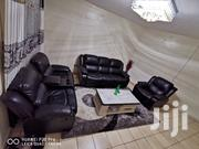 Pure Leather Reclining Sofa | Furniture for sale in Nairobi, Eastleigh North