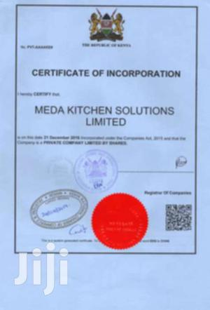Company Registration, Business Names Etc in Nairobi Central - Other