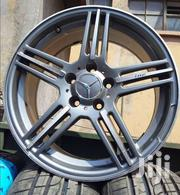 Mercedes Benz Alloy Wheels In Size 17 Inch Brand New Ksh 66K | Vehicle Parts & Accessories for sale in Nairobi, Nairobi Central