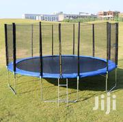 Durable 16ft Trampoline With Net And Ladder | Sports Equipment for sale in Nairobi