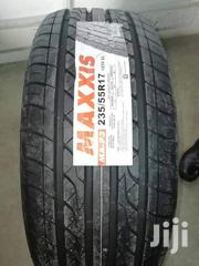 235/55r17 Brand New Maxxis Tyres Tubeless | Vehicle Parts & Accessories for sale in Nairobi, Nairobi Central