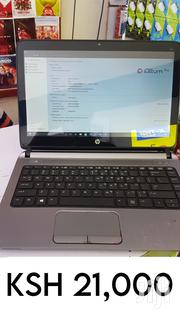 Laptop HP ProBook 11 X360 4GB Intel Core I3 HDD 500GB | Laptops & Computers for sale in Kisumu, Central Kisumu