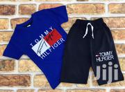 Tommy Hilfiger - Short and T Shirt | Children's Clothing for sale in Nairobi, Nairobi Central