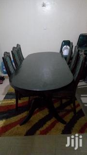 Wooden Dining Table With Six Chairs | Furniture for sale in Nairobi, Kasarani