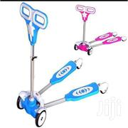Portable,Foldable and Height Adjustable 4 Wheel Frog Scooter for Kids | Toys for sale in Nairobi, Westlands