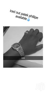 Affordable Iced Vvs Watches, Patek Phillipe | Watches for sale in Nairobi, Ngara