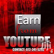 Start Earning From Your Youtube Channel   Other Services for sale in Mombasa, Bofu