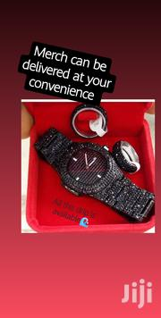 Black Iced Watch | Watches for sale in Nairobi, Ngara