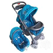 Superior 3 In 1 Baby Stroller Set - Blue | Prams & Strollers for sale in Nairobi, Westlands