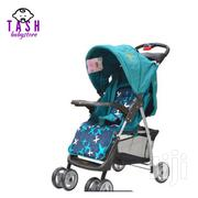 Foldable Baby Stroller/ Pram/Push Chair/ Buggy-turquoise Blue | Prams & Strollers for sale in Nairobi, Westlands