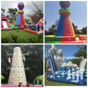 For Cooperate Events Wall Rock, Mountain, Climber,Climbing Towers Hire | Party, Catering & Event Services for sale in Nairobi, Parklands/Highridge
