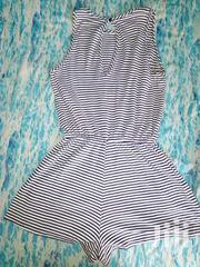 Stripped Short Jumpsuit | Clothing for sale in Nakuru, Flamingo