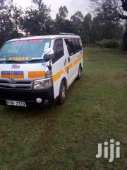 Toyota Hiace 2011 Manual Diesel   Buses & Microbuses for sale in Kisii, Kisii Central