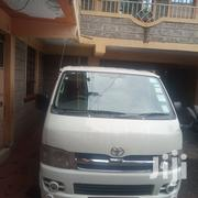 Van For Hire/Private Travel | Chauffeur & Airport transfer Services for sale in Nairobi, Zimmerman