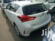 Toyota Auris 2013 White | Cars for sale in Mombasa, Ziwa La Ng'Ombe