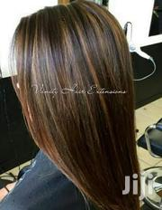 100% Human Hair With Brown Highlights | Hair Beauty for sale in Nairobi, Westlands