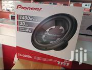 Pioneer Double Coil Deep Bass Woofer Ts-300d4 New In Shop 12 Inch   Vehicle Parts & Accessories for sale in Nairobi, Nairobi Central