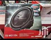 Pioneer TS-W311D4 12 Inches Double Coil Woofer 1400 Watts Deep Bass | Vehicle Parts & Accessories for sale in Nairobi, Nairobi Central