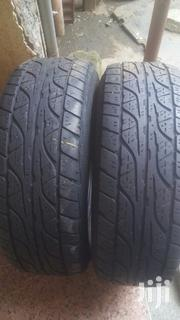 The Tyre Is Size 265/65/17 Dunlop | Vehicle Parts & Accessories for sale in Nairobi, Ngara