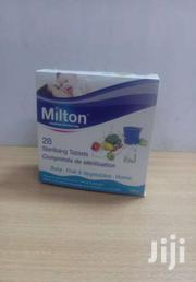 Milton's Sterilising Liquid And Tablets | Medical Equipment for sale in Kiambu, Murera