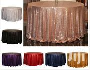 Sequin Table Fabrics Hire | Party, Catering & Event Services for sale in Nairobi, Nairobi Central