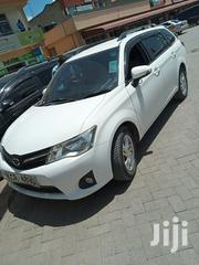 Toyota Fielder 2011 White   Cars for sale in Machakos, Athi River