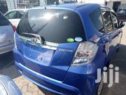 Honda Fit 2013 Blue | Cars for sale in Mombasa, Majengo