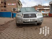 Subaru Forester 2007 2.5 X Automatic Silver   Cars for sale in Nairobi, Kahawa
