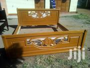 6x6 Bed Mahogany And Board. | Furniture for sale in Kiambu, Murera