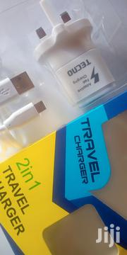 Techno Travell Charger | Accessories for Mobile Phones & Tablets for sale in Kiambu, Juja
