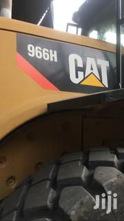 Cat Wheelshovel 966h And Other Construction Machine For Sale | Heavy Equipment for sale in Mombasa, Bamburi