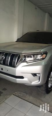 Toyota Land Cruiser Prado 2012 GX Silver | Cars for sale in Mombasa, Changamwe