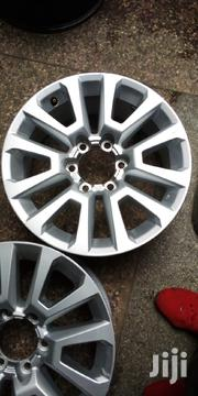 Land Cruiser Prado Original Rim Size 18 | Vehicle Parts & Accessories for sale in Nairobi, Nairobi Central