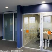 Glass And Aluminium Partitions For Your Office | Building & Trades Services for sale in Nairobi, Nairobi Central
