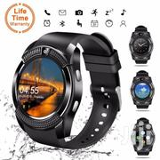 Y1 Smartwatch Touch Screen Support Micro SIM Card With Bluetooth   Smart Watches & Trackers for sale in Nairobi, Nairobi Central