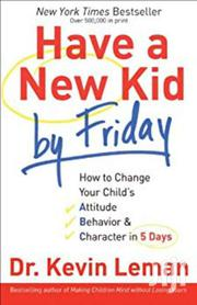 Have A New Kid By Friday-dr K Leman   Books & Games for sale in Nairobi, Nairobi Central