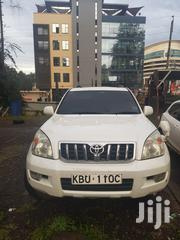 Toyota Land Cruiser Prado 2005 GX White | Cars for sale in Nairobi, Westlands