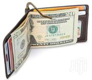 Pure Leather Money Clip Wallet   Bags for sale in Nairobi, Nairobi Central