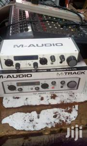 M AUDIO Interface Two Channels. | Audio & Music Equipment for sale in Nairobi, Nairobi Central